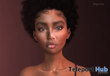Black Lives Matter Skin & Shape June 2020 Group Gift by Mignonne - Teleport Hub - teleporthub.com