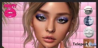Dusty Shadows Eyeshadow June 2020 Group Gift by POUT! - Teleport Hub - teleporthub.com