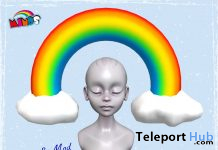 Rainbow Typing AO July 2020 Group Gift by MINDS - Teleport Hub - teleporthub.com