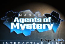 Madpea Agents of Mystery Hunt 2020 - Teleport Hub - teleporthub.com