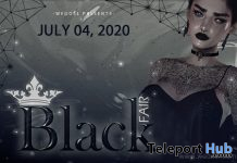 Black Fair 2020 - Teleport Hub - teleporthub.com