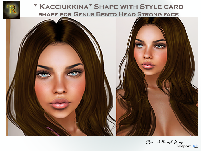 Kacciukkina Face Shape For Genus Strong Face Head June 2020 Group Gift by RTI **Ricerca Tramite Immagine** - Teleport Hub - teleporthub.com