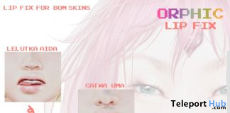 Lip Fix Group Gift by !Orphic! - Teleport Hub - teleporthub.com
