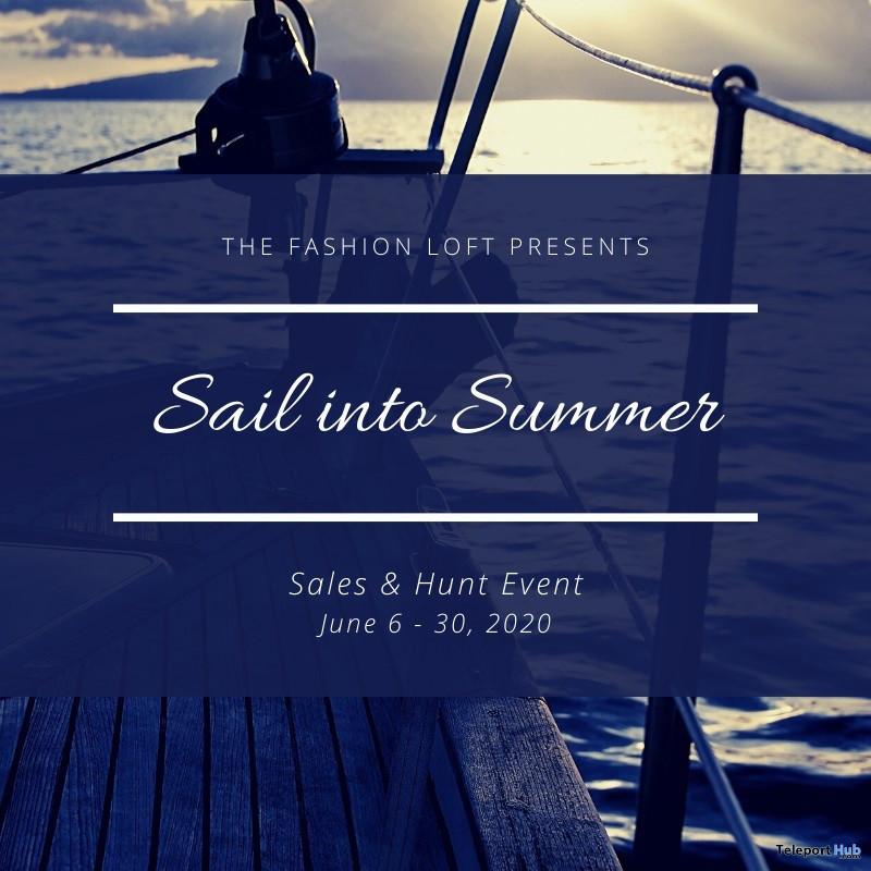 Sail Into Summer Hunt & Sales Event 2020 - Teleport Hub - teleporthub.com