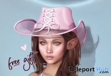 Cowgurl Hat July 2020 Group Gift by Sweet Thing - Teleport Hub - teleporthub.com