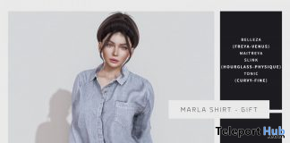 Marla Shirt July 2020 Gift by [WellMade] - Teleport Hub - teleporthub.com