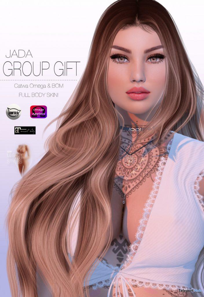 Jada Skin Gift Edition July 2020 Group Gift by WOW Skins - Teleport Hub - teleporthub.com