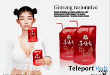 Ginseng Restorative July 2020 Gift by Project K - Teleport Hub - teleporthub.com
