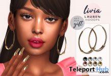Lauren Hoops July 2020 Group Gift by LIVIA - Teleport Hub - teleporthub.com