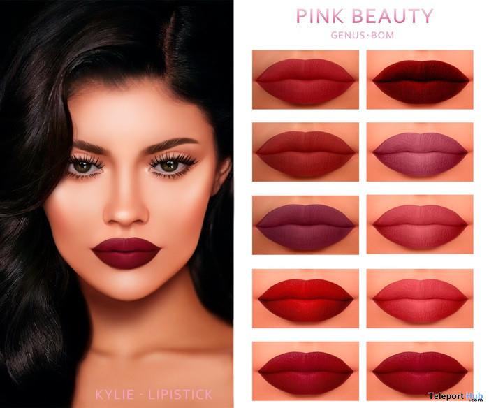 Kylie Skin & Lipstick  25L Promo by Pink Beauty - Teleport Hub - teleporthub.com