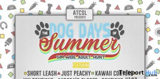 Dogs Days of Summer Hunt 2020 - Teleport Hub - teleporthub.com