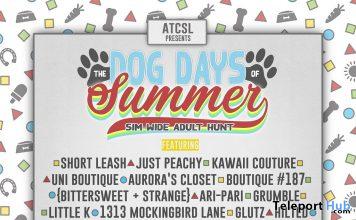 Dogs Days of Summer Hunt 2020 - Teleport Hub - teleporthub.com