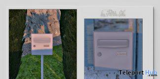Boite Aux Lettres Mailbox July 2020 Group Gift by La Petite Vie - Teleport Hub - teleporthub.com