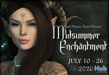Midsummer Enchantment Event & Hunt July 2020 - Teleport Hub - teleporthub.com