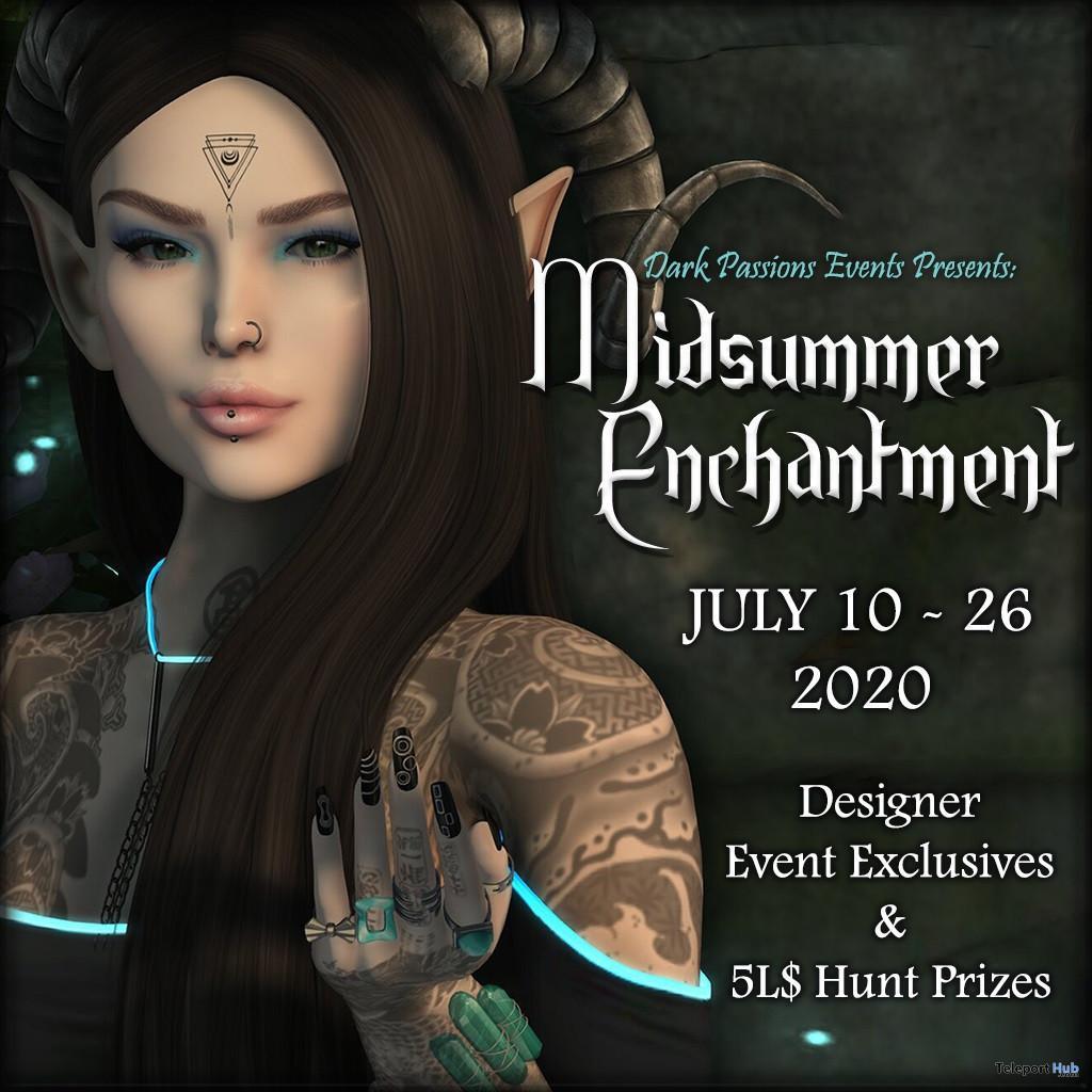 Midsummer Enchantment Event & Hunt July 2020 - Teleport Hub - teleporthub.com