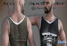 T-Shirt Bob Fatpack July 2020 Group Gift by *Arcane Spellcaster* Ak-Creations - Teleport Hub - teleporthub.com