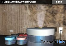 New Release: Aromatherapy Diffuser by [satus Inc] - Teleport Hub - teleporthub.com