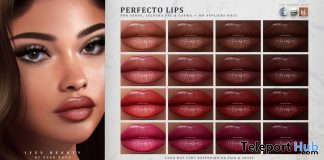 Perfecto Lips August 2020 Group Gift by IVES Beauty - Teleport Hub - teleporthub.com