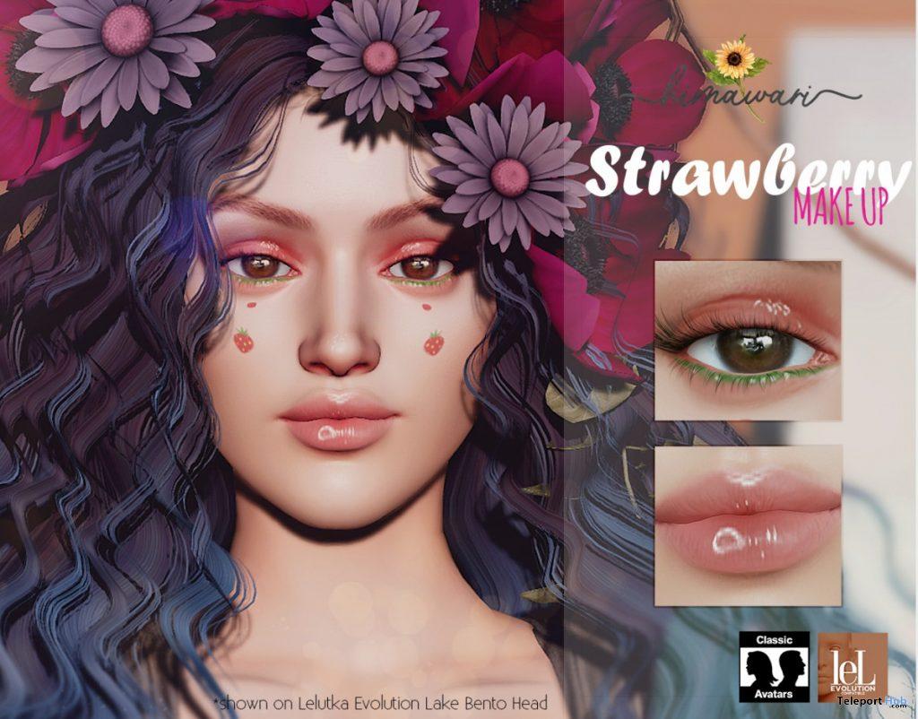 Strawberry Make Up BOM 30L Promo by himawari - Teleport Hub - teleporthub.com