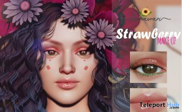 Strawberry Make Up BOM 30L Promo by himawari - Teleport Hub - teleporthub.com