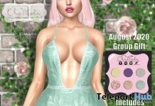 Romper Fatpack August 2020 Group Gift by ChicModa - Teleport Hub - teleporthub.com