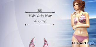 Bikini Swimwear August 2020 Group Gift by S@BBiA - Teleport Hub - teleporthub.com