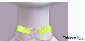 Chained Choker August 2020 Group Gift by imbue - Teleport Hub - teleporthub.com