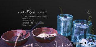 Quick Sunak Set August 2020 Group Gift by Andika - Teleport Hub - teleporthub.com