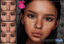 Fallin' Stars Makeup August 2020 Group Gift by POUT! - Teleport Hub - teleporthub.com
