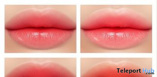 Yummy Lips Pack August 2020 Group Gift by Nonnative Studio - Teleport Hub - teleporthub.com