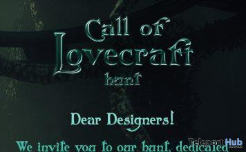 Call of Lovecraft Hunt 2020 - Teleport Hub - teleporthub.com