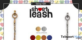 Devotion Wall Leash August 2020 Group Gift by Short Leash - Teleport Hub - teleporthub.com