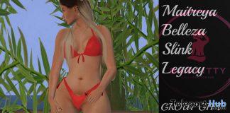 Bikini Love August 2020 Group Gift by BAD KITTY - Teleport Hub - teleporthub.com