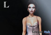New Release: Saige Dress by LIZIAAH @ WIP Event August 2020 - Teleport Hub - teleporthub.com