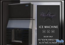 Ice Machine August 2020 Group Gift by Star Sugar - Teleport Hub - teleporthub.com
