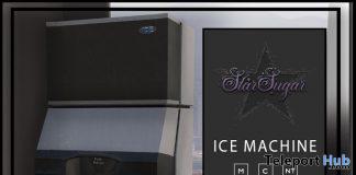 Ice Machine August 2020 Group Gift by Star Sugar - Teleport Hub - teleporthub.com