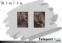 Jolies Peintures Decorative Frames August 2020 Group Gift by Almita - Teleport Hub - teleporthub.com