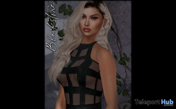 New Release: Emily Short Jumpsuit by Blackstone @ Sense Event August 2020 - Teleport Hub - teleporthub.com