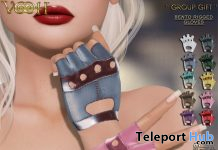 Bento Gloves September 2020 Group Gift by VOOH Designs - Teleport Hub - teleporthub.com