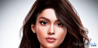 Kati Shape For Genus Strong Face Mesh Head September 2020 Group Gift by Guapa - Teleport Hub - teleporthub.com