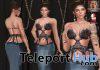 New Release: Jordan Dress by Son!a-Edge @ WIP Event September 2020 - Teleport Hub - teleporthub.com