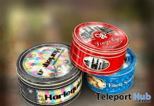 Trea Time Biscuit Tins September 2020 Group Gift by 8f8 Creations - Teleport Hub - teleporthub.com