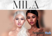 Aggie Skin BOM Layers September 2020 Group Gift by MILA - Teleport Hub - teleporthub.com