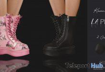 Kavon Boots 1L Promo Gift by LA PERLA - Teleport Hub - teleporthub.com
