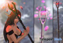 Astral Staff September 2020 Group Gift by Elemental - Teleport Hub - teleporthub.com