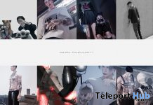 Pose Set 9 September 2020 Group Gift by Dope+Mercy - Teleport Hub - teleporthub.com