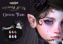 Crystal Tears September 2020 Gift by Insomnia Angel - Teleport Hub - teleporthub.com