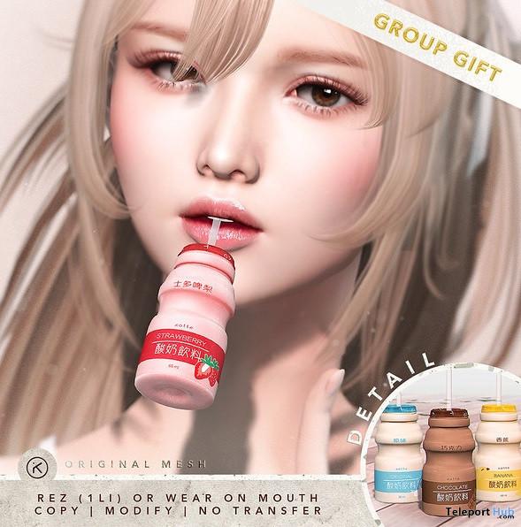 Mini Drink September 2020 Group Gift by kotte - Teleport Hub - teleporthub.com