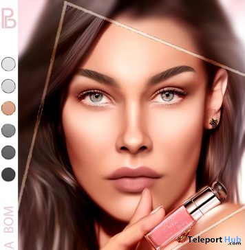 Bella Eyebrows Latte Tone September 2020 Subscriber Gift by [pink beauty] - Teleport Hub - teleporthub.com