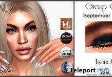 Diana Eyeshadow September 2020 Group Gift by TREND - Teleport Hub - teleporthub.com